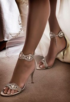 Dazzling Wedding Shoes                                                                                                                                                                                 More #weddingshoes