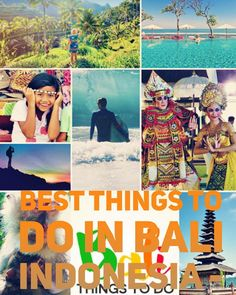 BEST THINGS TO DO IN BALI INDONESIA - THE ONLY TRAVEL GUIDE YOU NEED! #cheapbalitour58