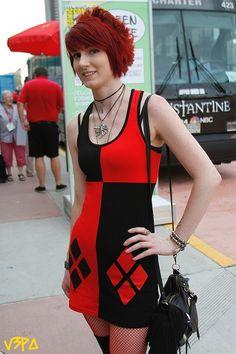 Harley Quinn #SDCC2014