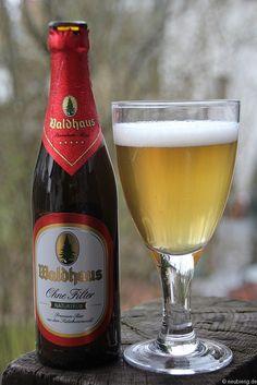 Das Rote natürtrübe ohne Filter von Waldhaus Bier aus dem Südschwarzwald - das Bier mit dem Naturhopfen!    www.waldhaus-bier.de