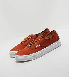 Vans California Authentic