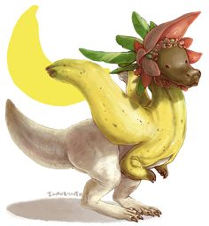 *eats your cats food and makes them watch*: iguanamouth: fruit dragons ! click through to...