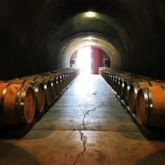 Our cave construction began in 1997, with this side added in 2003 to connect the winery to the courtyard. Have you experienced our caves?