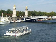 Seine River Tour in Paris, France
