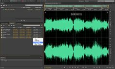 Adobe Audition - Rimuovere il rumore di sottofondo dai vostri file audio/video