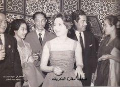 مع فريد الاطرش