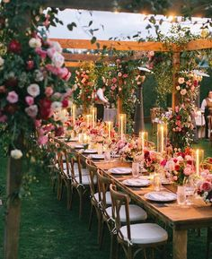 outdoor restaurant with pink red and white roses and lots of greenery. Beautiful outdoor restaurant with pink red and white roses and lots of greenery. Beautiful outdoor restaurant with pink red and white roses and lots of greenery. Wedding Reception Ideas, Wedding Table, Rustic Wedding, Wedding Pergola, Wedding Venues, Barn Weddings, Decor Wedding, Wedding Ceremony, Bouquet Wedding