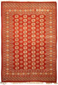 Central Asian Rug - Bokhara Carpet  Width211.00 cm (6,92 Feet) Lenght310.00 cm (10,17 Feet)