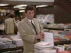 """Columbo and erotic art """"Sex and the Married Detective"""""""