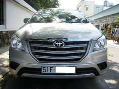Cá Nhân bán Toyota Innova đời cuối 2015/2016