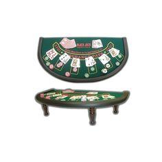 Trademark Global Poker U0026 Casino Blackjack Table U0026 Reviews | Wayfair