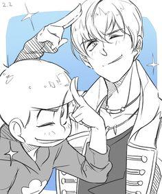 Osomatsu-san- Karamatsu #Anime「♡」F6