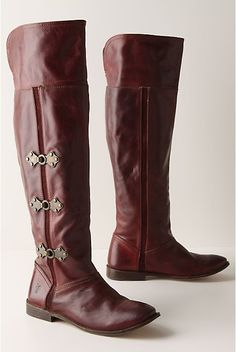Dear Anthropologie, please bring back these Cranberry Bog boots too! :: #Anthrofave