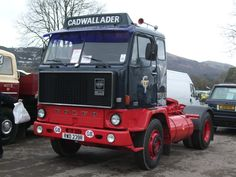 View topic - South Wales Hauliers sixties and seventies onwards. Volvo Cars, Volvo Trucks, Cool Trucks, Big Trucks, Old Lorries, Old Wagons, Road Transport, Commercial Vehicle, Vintage Trucks