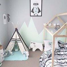 Ça c'est une chambre originale Credit :@rockymountaindecals #nurserydecor #nursery #bebedecor #bebedeco #decochambreenfant #decochambre #decochambrebebe #bebedeco #bebedecor #kidsbed #kidsroom #kidsbedroom #kidsroomdecor #kidsbeddings #kidsroominspo #kidsbedroomdecor #kidsbedroominspo