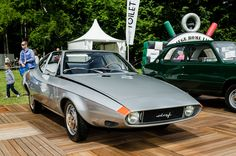 DAF SILURO prototype designed by Michelotti in 1968. | by Pics-from-Amsterdam