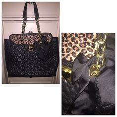 🆕 Betsey Johnson Tote✨ Brand new Betsey Johnson leopard tote bag! Gorgeous & very spacious tote. NEVER used!  ❌ NO trading! 🙅🏻 I don't use Paypal! 💭 Questions? Ask below!  💲Make an offer, I'm very negotiable!  📦 Same day / next day shipping!  💥 ALL SALES ARE FINAL! 💥 Betsey Johnson Bags Totes