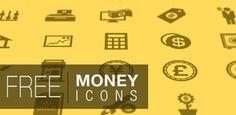Money Icons - Free Flat Icons Pack - eWebDesign