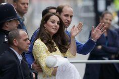 Breaking news:  Royal baby named Charlotte Elizabeth Diana