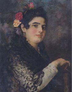 Spanish beauty - Harry Moore