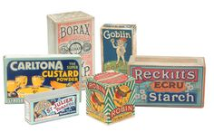 Inspire: Victorian Packaging