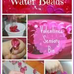 Valentines Tin Foil Painting Activity | Little Bins for Little Hands