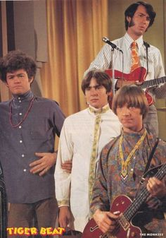 The Monkees - Tigerbeat