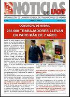 REDACCIÓN SINDICAL MADRID: Noticias de UGT-268 trabajadores llevan en paro má...