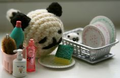 Miniature - Cleaning Time | Flickr - Photo Sharing!