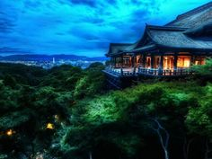 Things to do in Kyoto. Fun things to do in Kyoto with kids. Top places to visit in Kyoto. Plan a trip to Kyoto. Buddhist Temple, Temple City, Religious Architecture, Japanese Architecture, Beautiful Architecture, Fotografia Hdr, Places To Travel, Places To See, Japan Travel