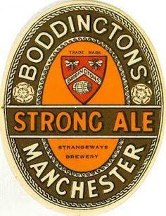 Boddington's Manchester Strong Ale