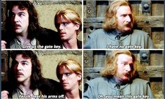 Top 14 best gifs or pictures quotes about 1987 film The Princess ...