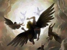 A Origem de Lucifer (Documentario Completo Dublado) Filmes Series Desenh...