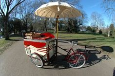 Ice Cream Tricycle - Food Service | London (3)