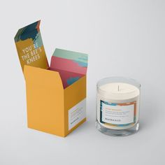 This project was designed for times like this when we all need a little extra joy and encouragement. Candle Branding, Candle Packaging, Candle Labels, Candle Box, Candle Jars, Candle Holders, Glass Candle, Soy Candles, Scented Candles