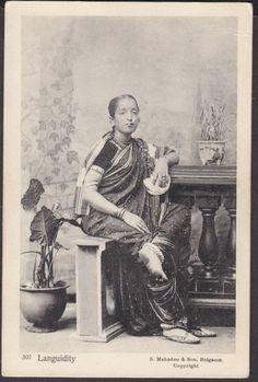 Old Photos: India Vintage Photos Women, Vintage Pictures, Vintage Photographs, Old Pictures, Old Photos, Vintage India, Vintage Wear, Vintage Clothing, Vintage Fashion