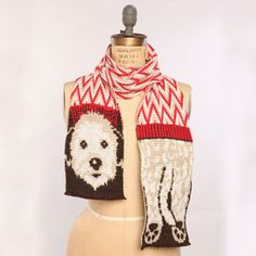 Wrappin' Dog Scarf