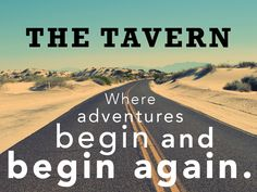 Share your stories or start a new one! www.thetavernftworth.com