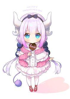 Kanna from Miss kobyashi's Dragon Maid