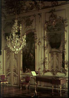 Rococo interior