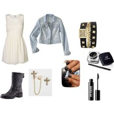 """TC"" by teodora-cristiana-anicai on Polyvore"