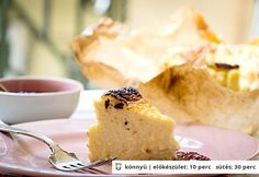 Basque quark tart with raspberry sauce Proof Of The Pudding, Raspberry Sauce, Recipe Mix, Sweet Cakes, Tart, Sweets, Healthy Recipes, Snacks, Baking