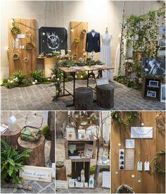 Salon du mariage porte de versailles fleurs flower flowers christian collin mur stand - Salon du mariage porte de versailles ...