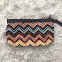 Missoni for Target clutch. Never used. Never used clutch. Missoni Bags Clutches & Wristlets