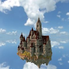 Subortus Castle Minecraft World Minecraft Bauwerke, Minecraft Kingdom, Minecraft Medieval, Amazing Minecraft, Minecraft Construction, Minecraft Tutorial, Cool Minecraft Houses, Minecraft Crafts, Minecraft Buildings