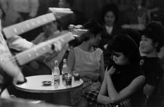 Lost in the music, Tokyo, 1964.