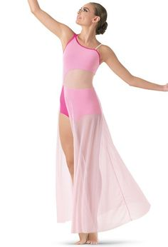Asymmetrical Maxi Dress | Balera™