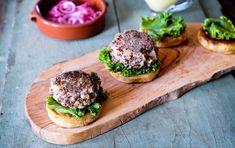 Receta de hamburguesas de quinoa