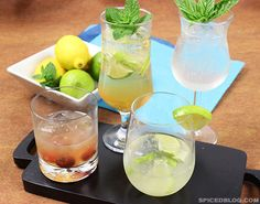 Farm-to-Bar: 4 Garden-Inspired Cocktails