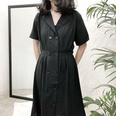 Lil Black Dress, Shirt Dress, Shirts, Dresses, Fashion, Vestidos, Moda, Shirtdress, Fashion Styles